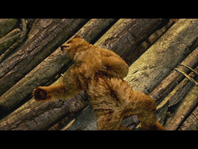 Tekken 7 - Kuma & Panda Reveal Trailer   XB1, PS4, Steam
