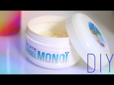 Unduh lagu DIY -TUTO : BEURRE CORPOREL MONOÏ BIO / MASQUE CHEVEUX  - body cream butter Monoï (english subs) gratis