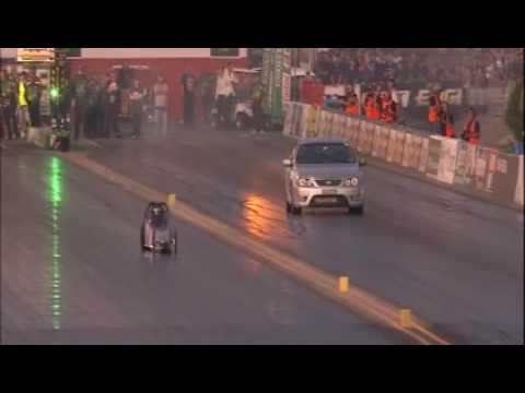 Caleb Oberg S Junior Dragster Racing F6 Typhoon Youtube