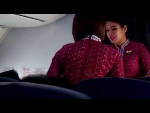 Terbang dari Soekarno Hatta Cengkareng ke Kualanamu Medan dengan Lion Air