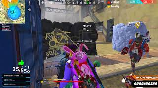 Free Fire Live Kill with Loud Volume JBond007 and LevelUp to 68 - Garena Free Fire