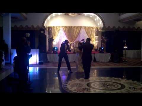 Nadi & Madhu burning up the dance floor!