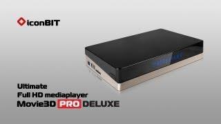 iconBIT Movie3D Pro Deluxe. Официальный обзор 3D Full HD медиаплеера