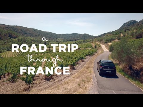 A ROAD TRIP THROUGH FRANCE: The best week ever!