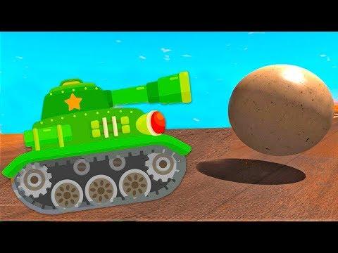 Новые мультфильмы про машинки для мальчиков на русском языке