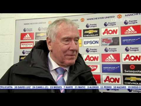 Martin Tyler speaks to Chelsea TV ahead of Man Utd clash at Old Trafford