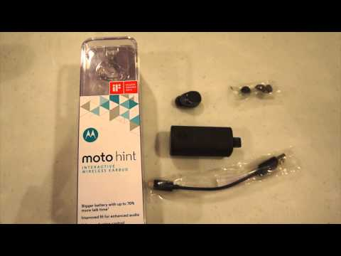 Review: Moto Hint 2nd Generation