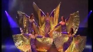 Asita Isis Wings - Ensemble Raksshanda Sitaara - Asita Bauchtanz