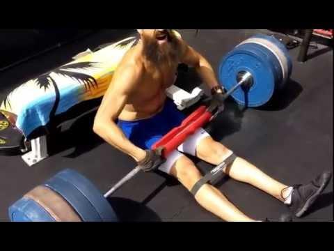405lb Power Yoga