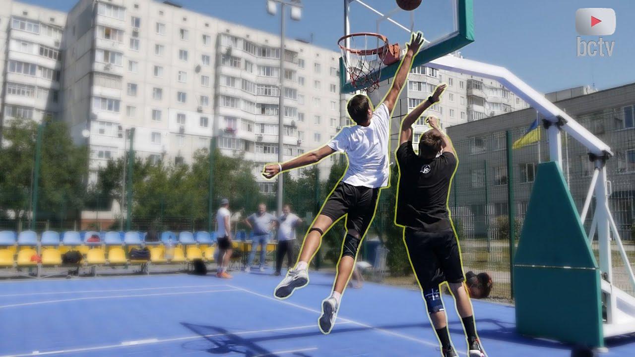 Зірки баскетболу у Білій Церкві