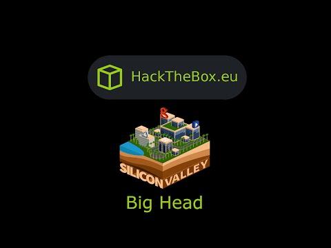 HackTheBox - Bighead