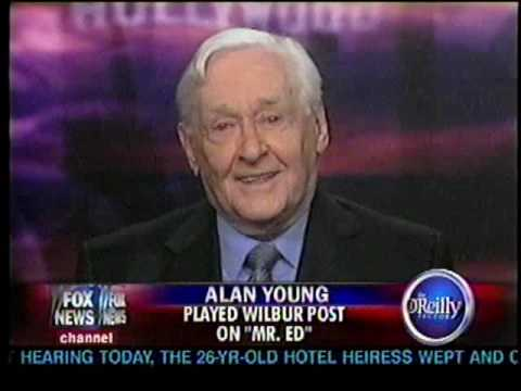 """Alan Young on """"The O'Reilly Factor"""""""