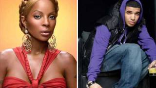 I`m The One - Mary J. Blige ft Drake (+Lyrics) FULL VERSION WITH DRAKE!