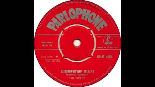 The Vipers - Summertime Blues (Eddie Cochran Cover)