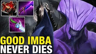 Kpii 8.2K Plays Faceless Void With Madness and Shadow Blade - Dota 2