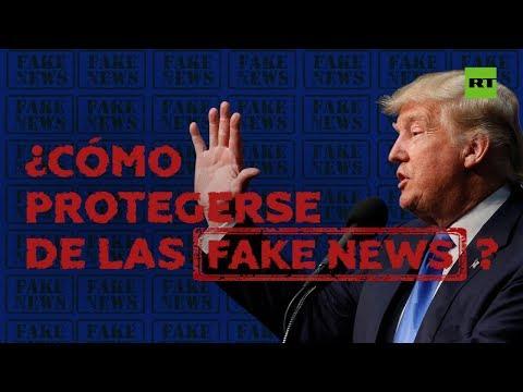 Trucos para no caer en las trampas de las 'fake news'