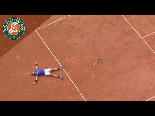 Rafael Nadal. La Decima I Roland-Garros 2017