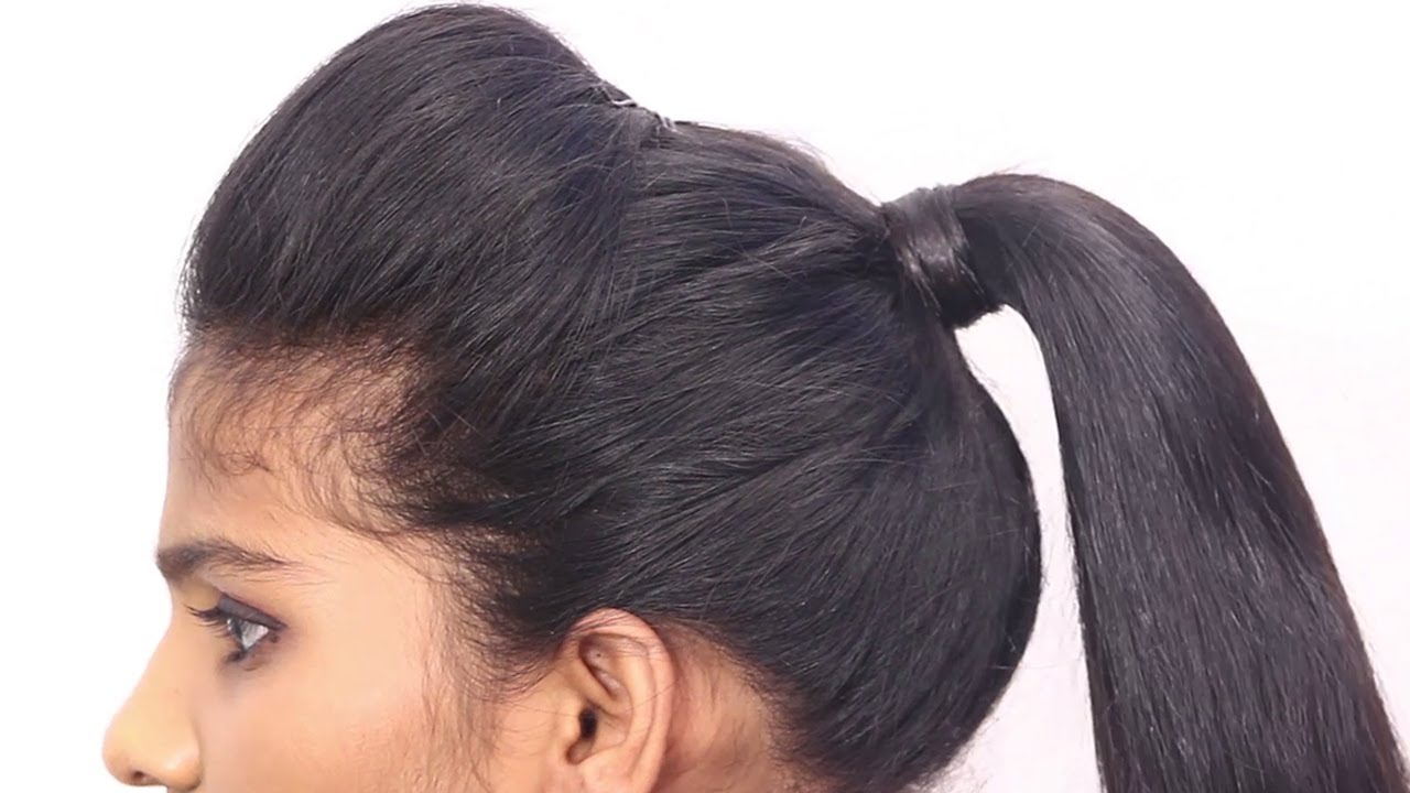 Simple Side Puff Hairstyles for Everyday / Different Puff Hairstyles for Natural Hair Compilation