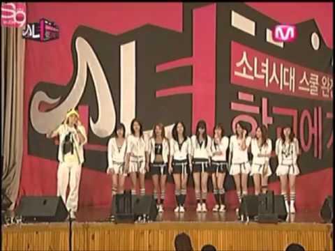 Girls' Generation (SNSD) First Hidden Camera [Eng Subs]