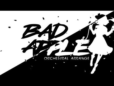 【Touhou】 -Bad Apple!!-
