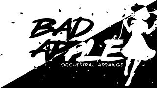 【Touhou】 -Bad Apple!!- (Orchestral Arrangement) feat. Un3h