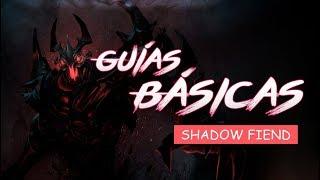 Domina la Midlane con Shadow Fiend l Guías Básicas