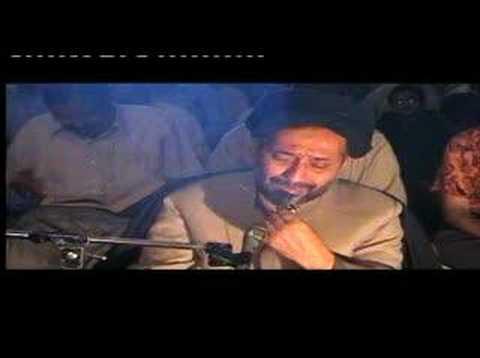 Dua e Kumail recited by Molana syed Jan Ali shah kazmi