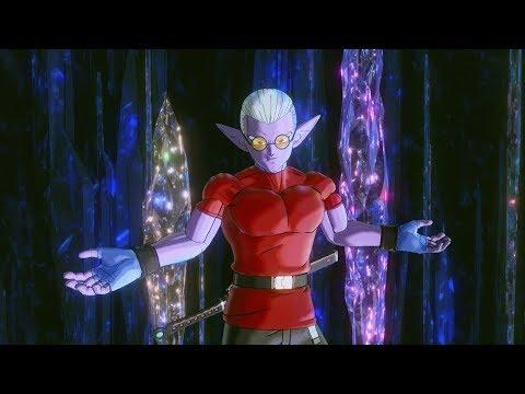 Dragon Ball Xenoverse 2 ~ Infinite Story: Fu (Partner) cutscenes and quotes