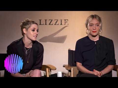 """Kristen Stewart & Chloe Sevigny Interview on """"Lizzie"""" Borden"""