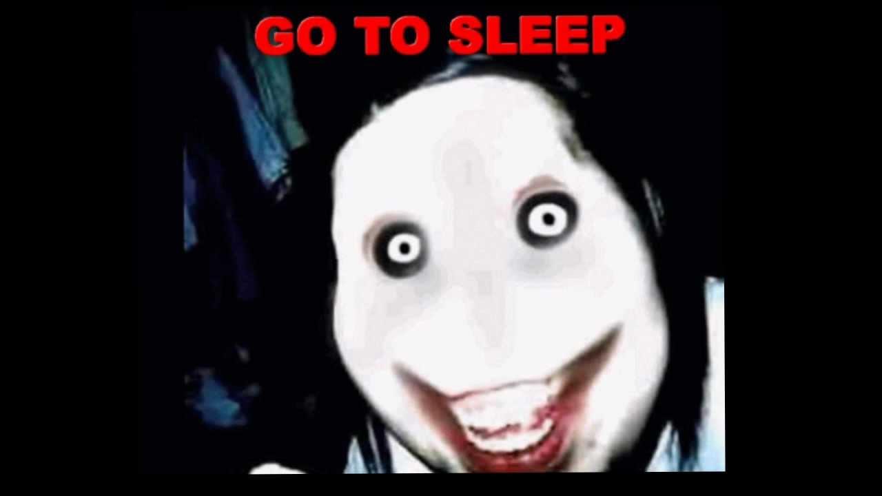 Creepypasta Go To Sleep - Loquendo - YouTube