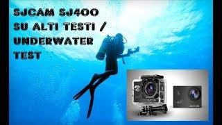 SJCAM SJ4000 SU ALTI TESTİ / UNDERWATER TEST