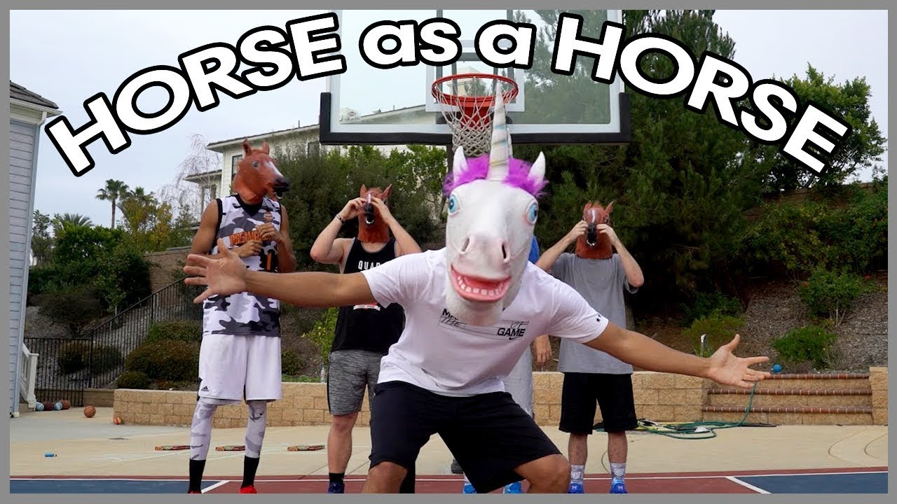 playing-horse-as-a-horse-2-hype-irl-basketball