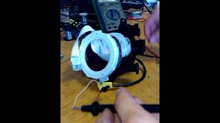 Repairing  of short circuit in Airbag Spiral Cable Clock Sprin(Repairing of short circuit in Airbag Spiral Cable Clock Spring Ремонт короткого замыкания в подрулевом шлейфе или спиральном кабеле...., 2015-11-27T13:24:21.000Z)