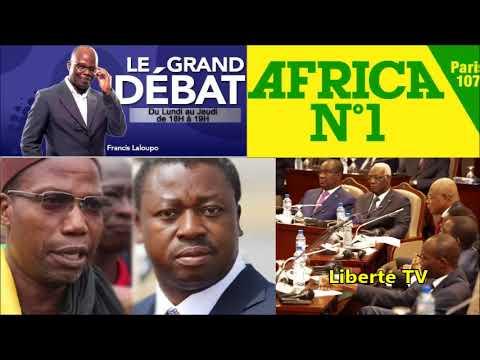 Africa N°1 - Le grand Débat: Le Togo menacé d'un saut dans l'inconnu aux conséquences imprévisibles