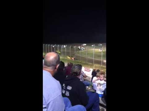 US 36 raceway Travis walker #71