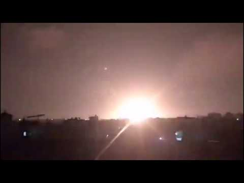 Israeli raids in Gaza after rockets fired at Sderot - South Israel - 2 -