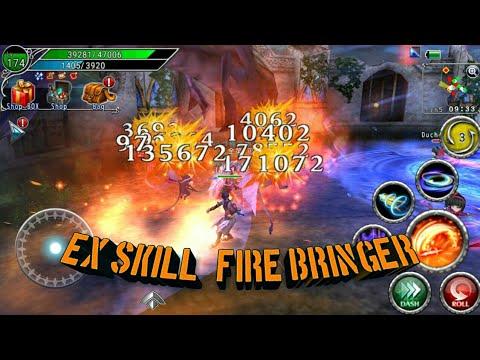 AVABEL ONLINE - Ex Skill Fire Bringer (FBR) Lv1