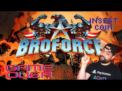 BroForce Online Fail Session WTH Is This Game! |