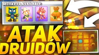 Bloons TD6 [PL] odc.21 - Atak druidów ! DAILY CHALLENGE