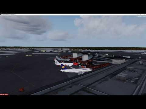 PMDG 737-800 Norwegian ESSA/ENGM