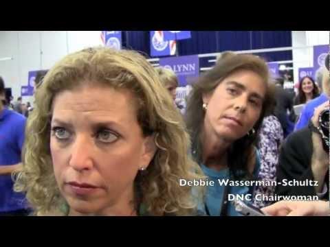 Debbie Wasserman Schultz Gets Snarky Over GM Losses