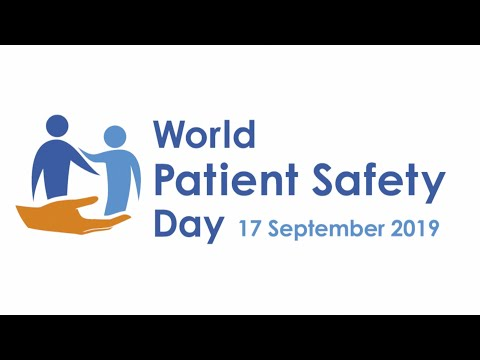 Speak up for Patient Safety - World Patient Safety Day 2019 Mp3