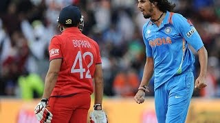 Ishant Sharma fight with Gill Chrase