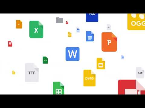 Work seamlessly in Microsoft Office files with Google Drive