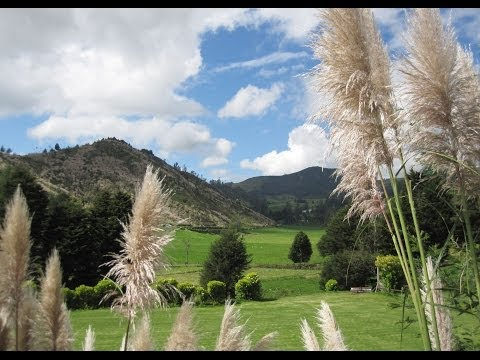 Ecuador Travel: The Andes Mountains Landscapes