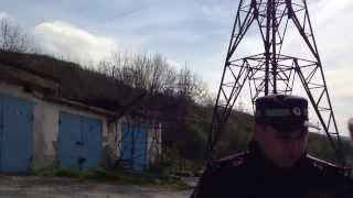 Обучение стажера на дорогах г.Новороссийска