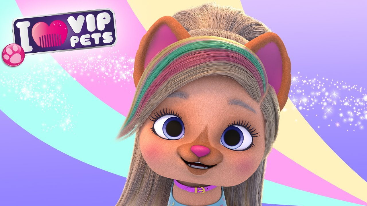 🤩 KIARA 🤩 VIP PETS 🌈 Full Episodes ✨ CARTOONS and VIDEOS for KIDS in ENGLISH
