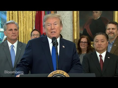 Trump Announces Broadcom Is Moving Headquarters to U.S.