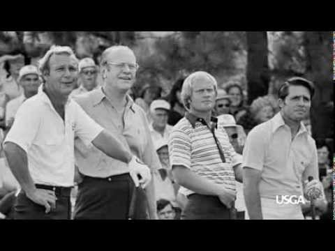 Golf and the American President: Gerald Ford