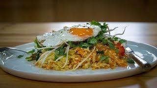 Cauliflower Rice Nasi Goreng